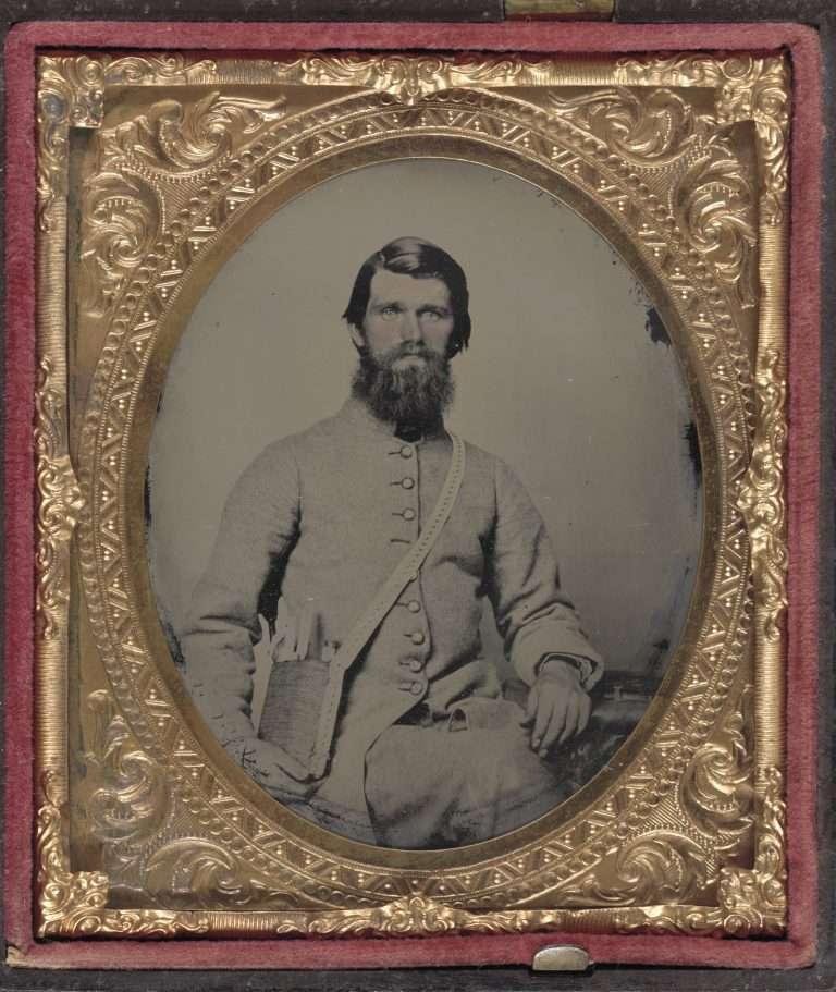 Confederate Surgeon Dr. Alexander Harris