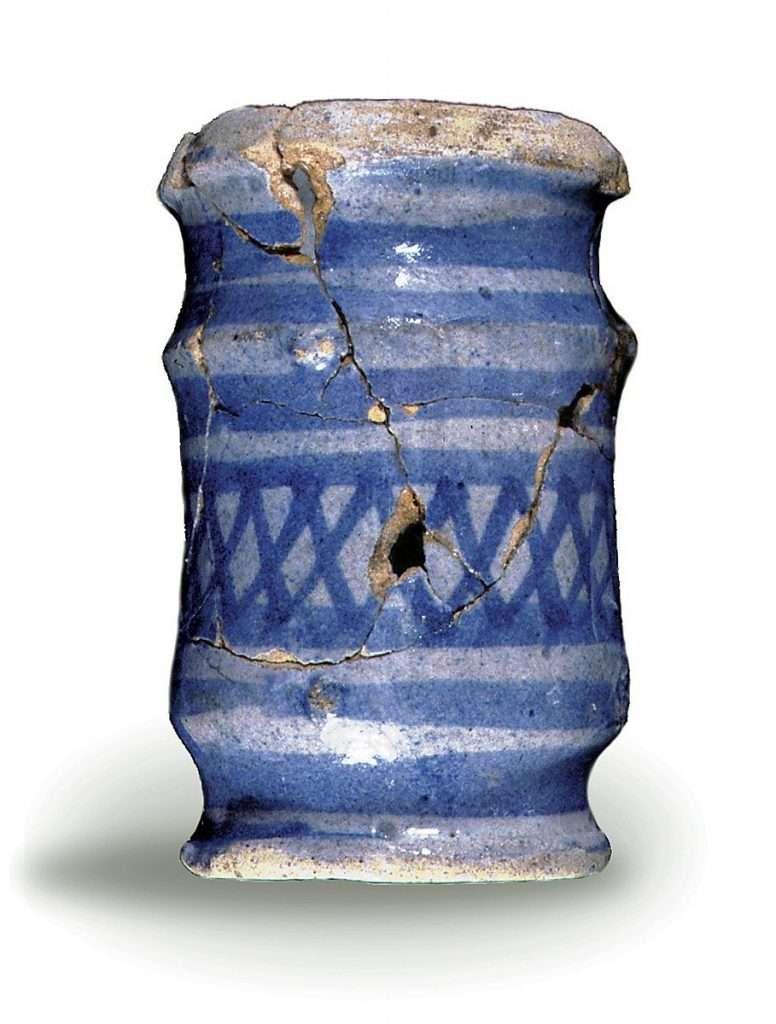 Drug Jar Found at Jamestown