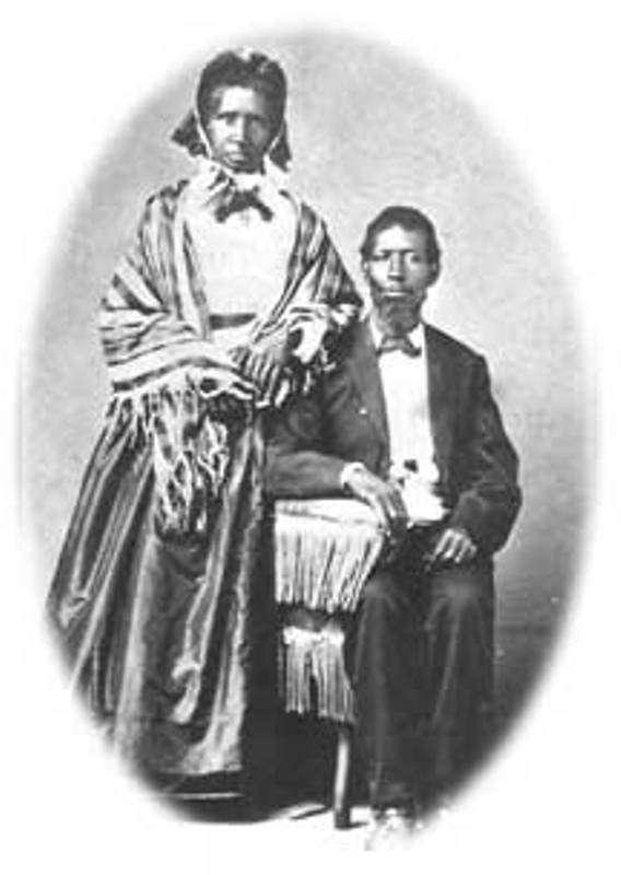 Eliza and Dunmore Gwinn