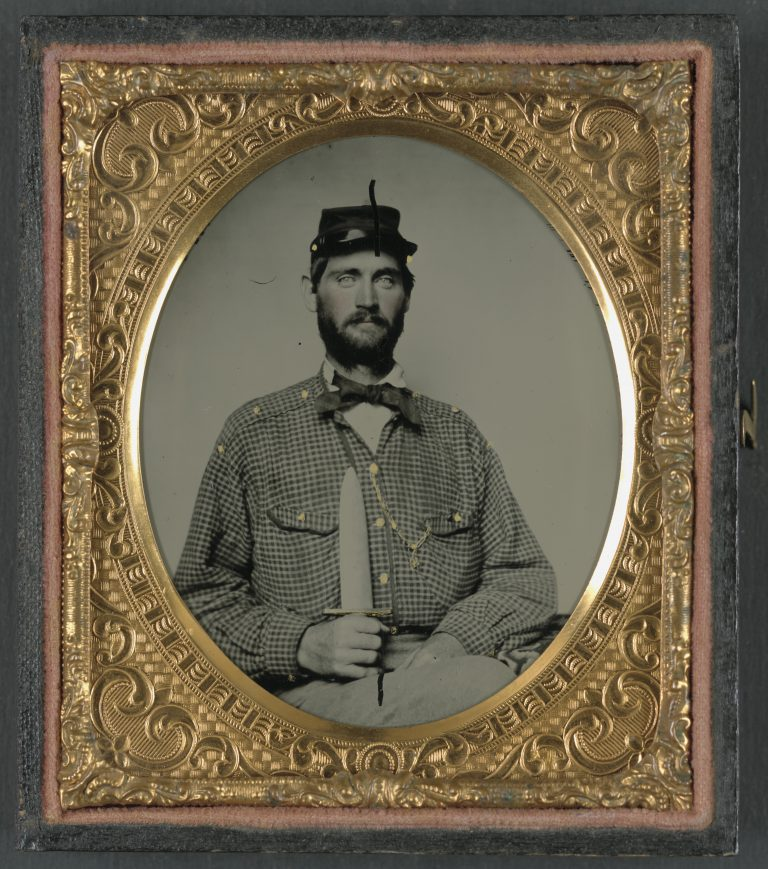 Confederate Captain William H. Powell