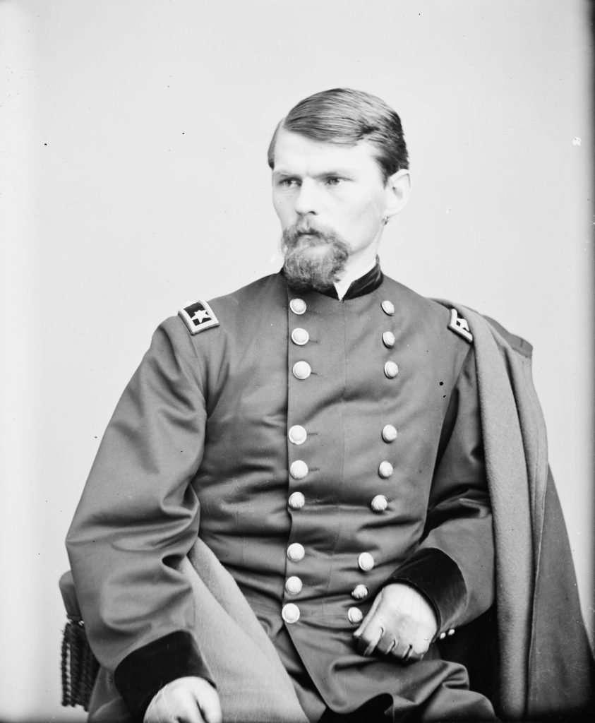 General Emory Upton