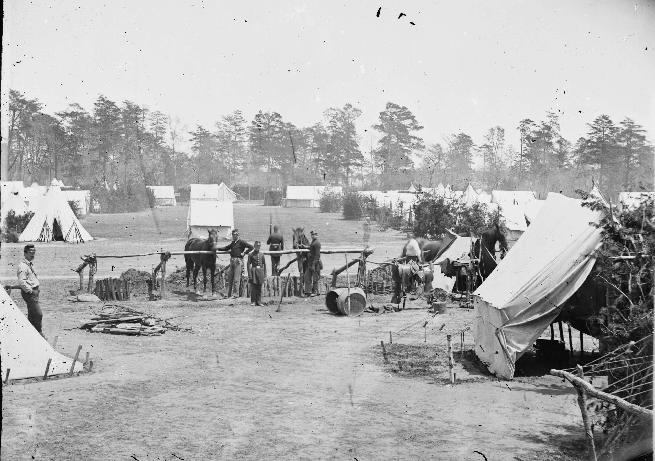 Camp Winfield Scott