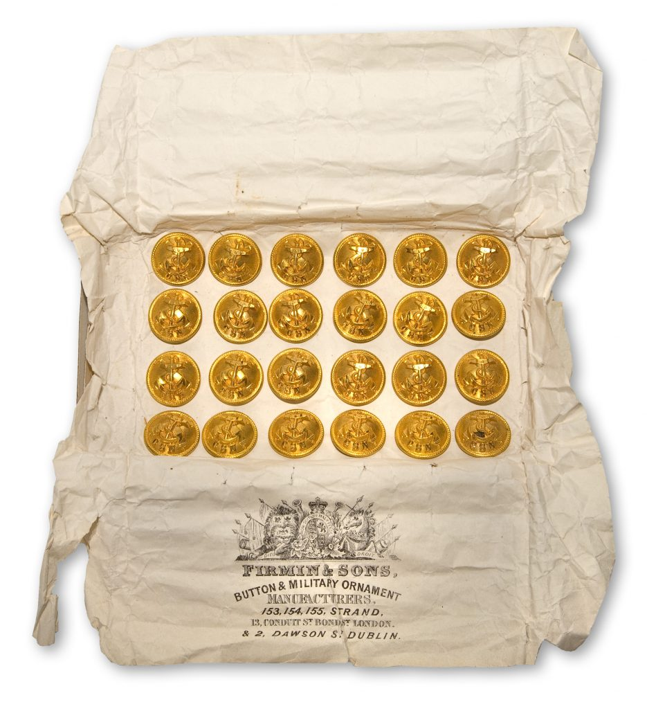 Confederate States Navy Buttons