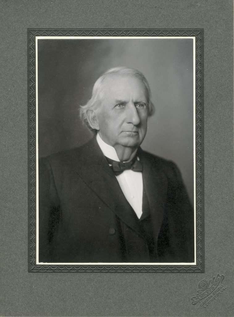William Henry Ruffner