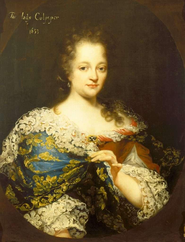 Lady Culpeper