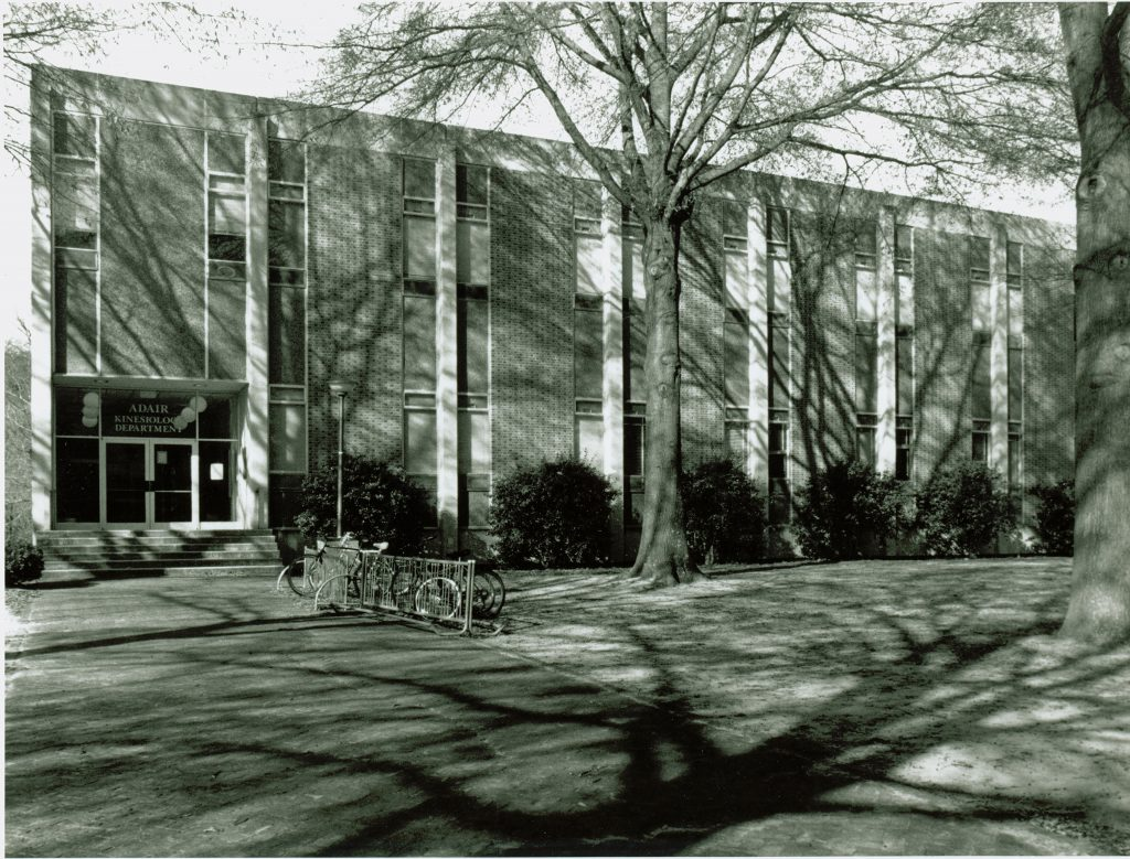 Cornelia Storrs Adair Gymnasium