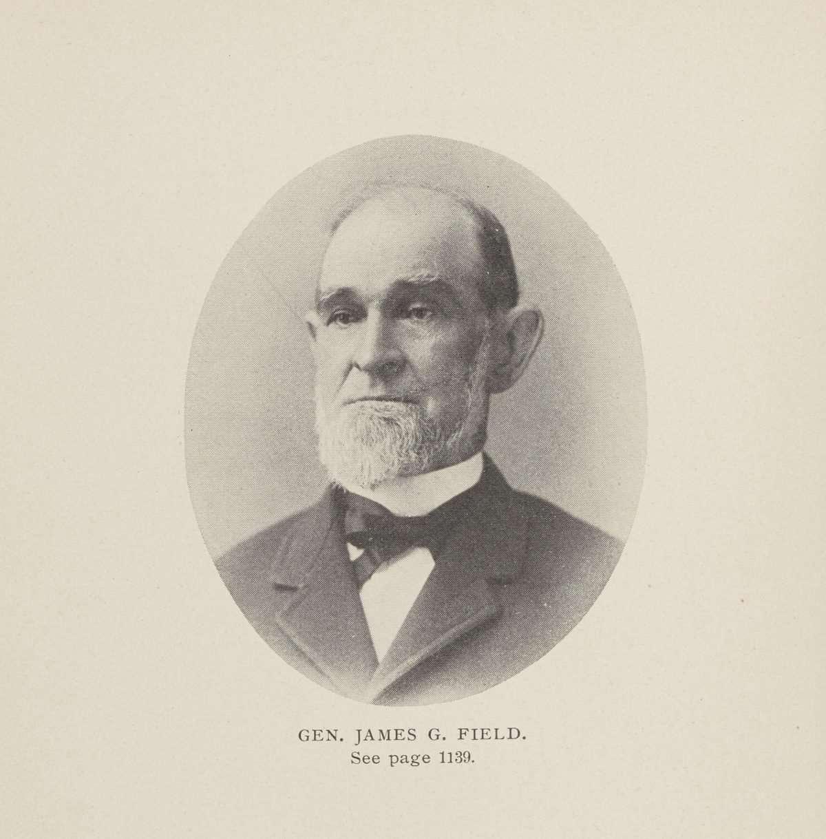 General James G. Field