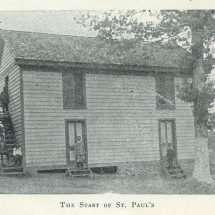 The Start of St. Paul's