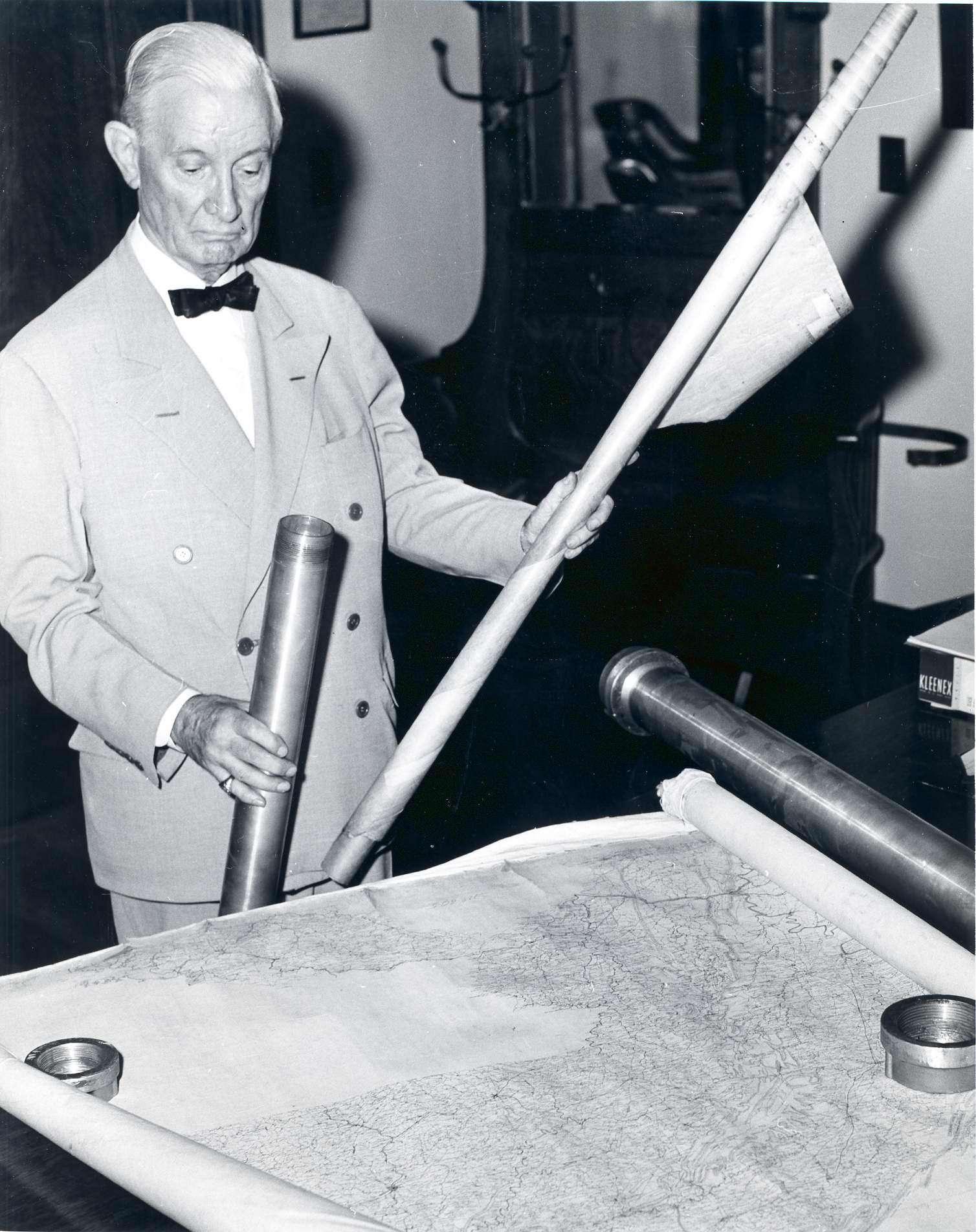 C. Vernon Eddy