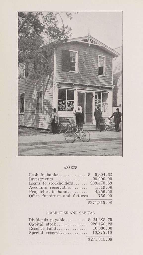 The People's Building & Loan Association of Hampton