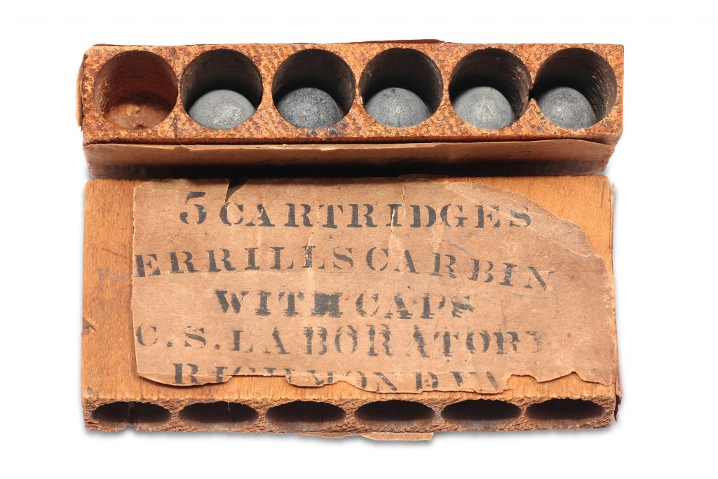 Confederate Cartridge Packages