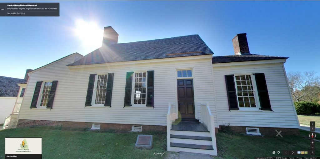 Virtual Tour of the Patrick Henry National Memorial