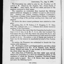 Proceedings of the Convention of the Colored People of VA.
