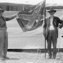 Confederate Reunion and Flag