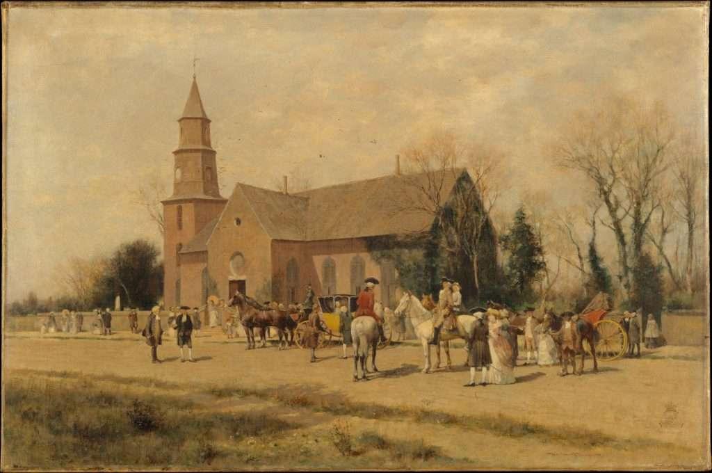 Old Bruton Church