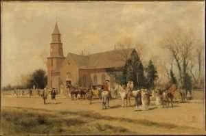 Parish in Colonial Virginia, The