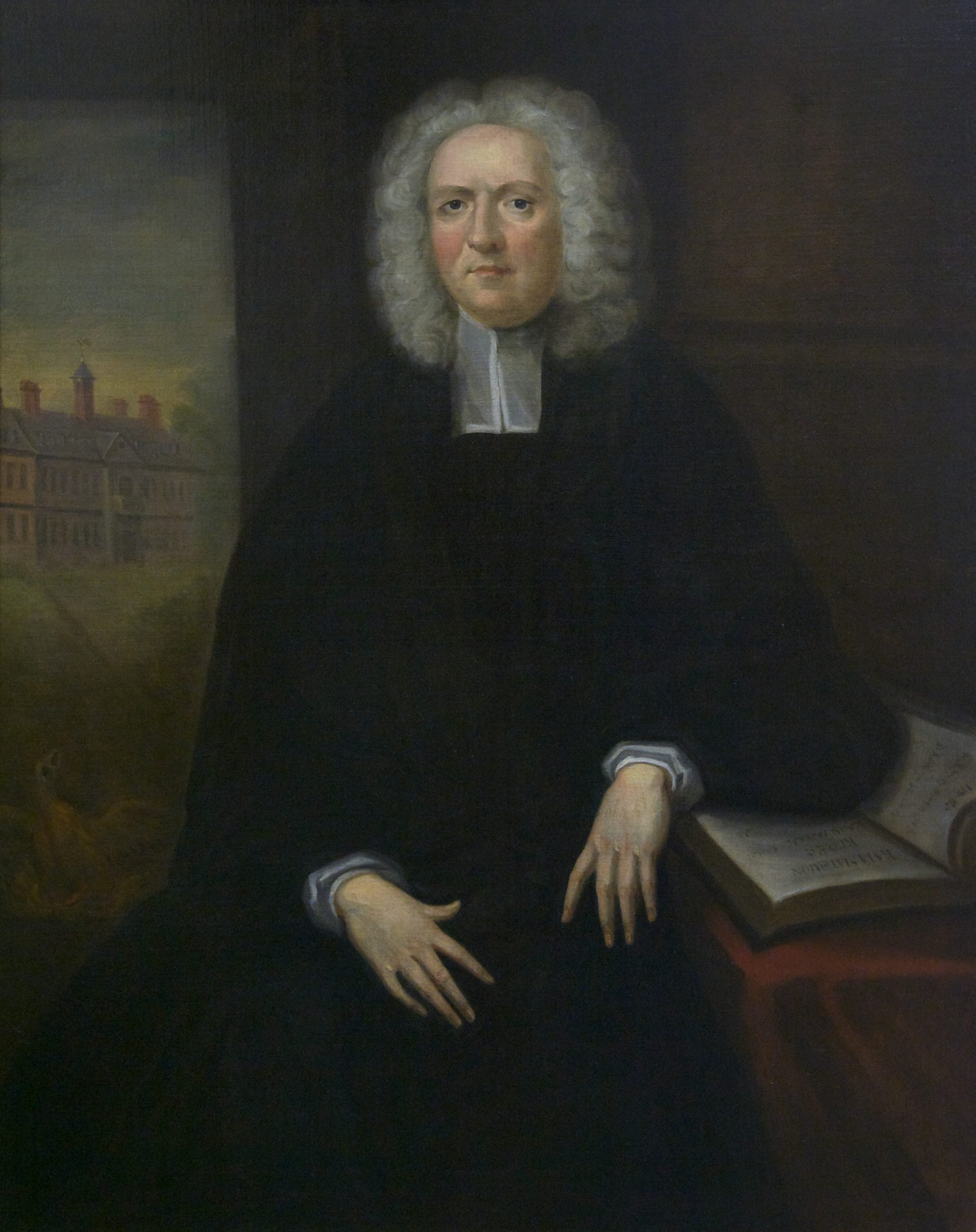 Reverend James Blair