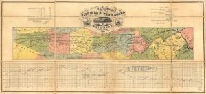 Virginia Railroads during the Civil War